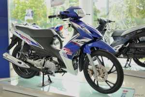 The Suzuki Axelo