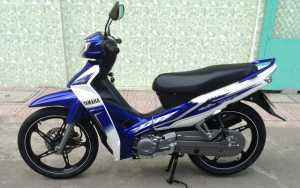 Yamaha Sirius