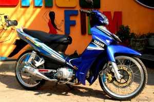 Yamaha Jupiter!