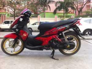 Yamaha Nouvo LX (Nouvo 4)
