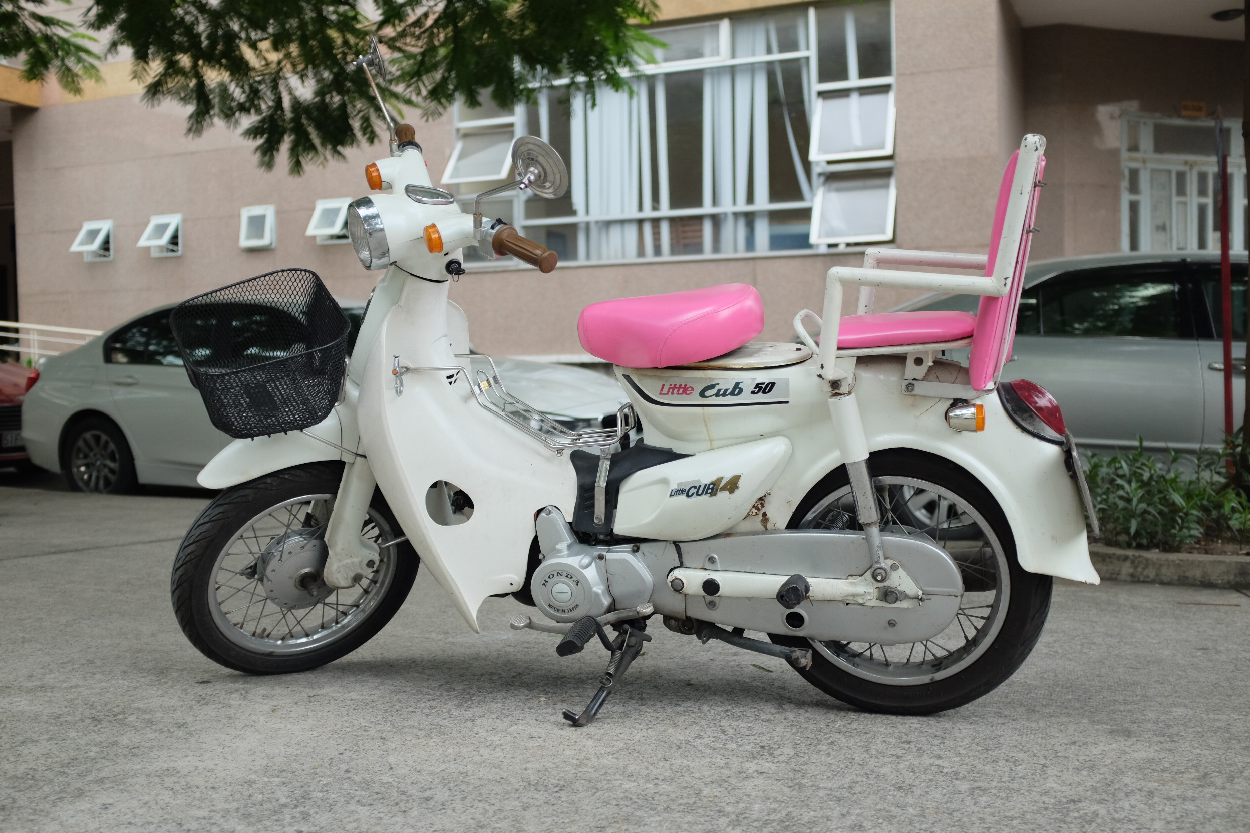 The 40 Best And Worst Motorbikes In Vietnam Tigit 1 Set Honda C70 A Cub From One Of Our Customer