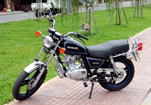 Tips on Maintaining the Suzuki GN125